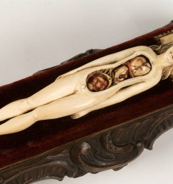 file ivory anatomical figure of a pregnant woman wellcome l0037289 jpg [ 3008 x 1960 Pixel ]