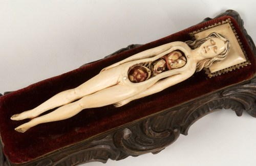 small resolution of file ivory anatomical figure of a pregnant woman wellcome l0037289 jpg