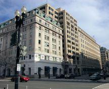 File Metropolitan Square - Washington Dc South Facade