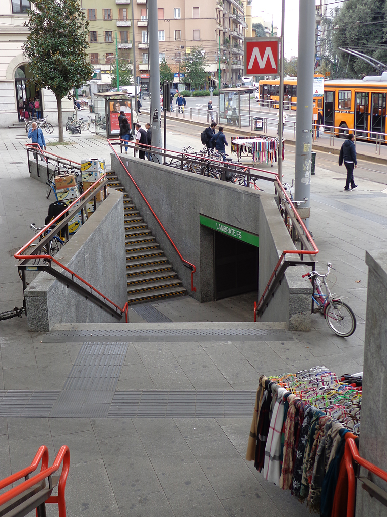 Lambrate FS metropolitana di Milano  Wikipedia