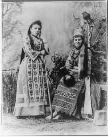 File Peasant Women In Native Dress Of Little Russia