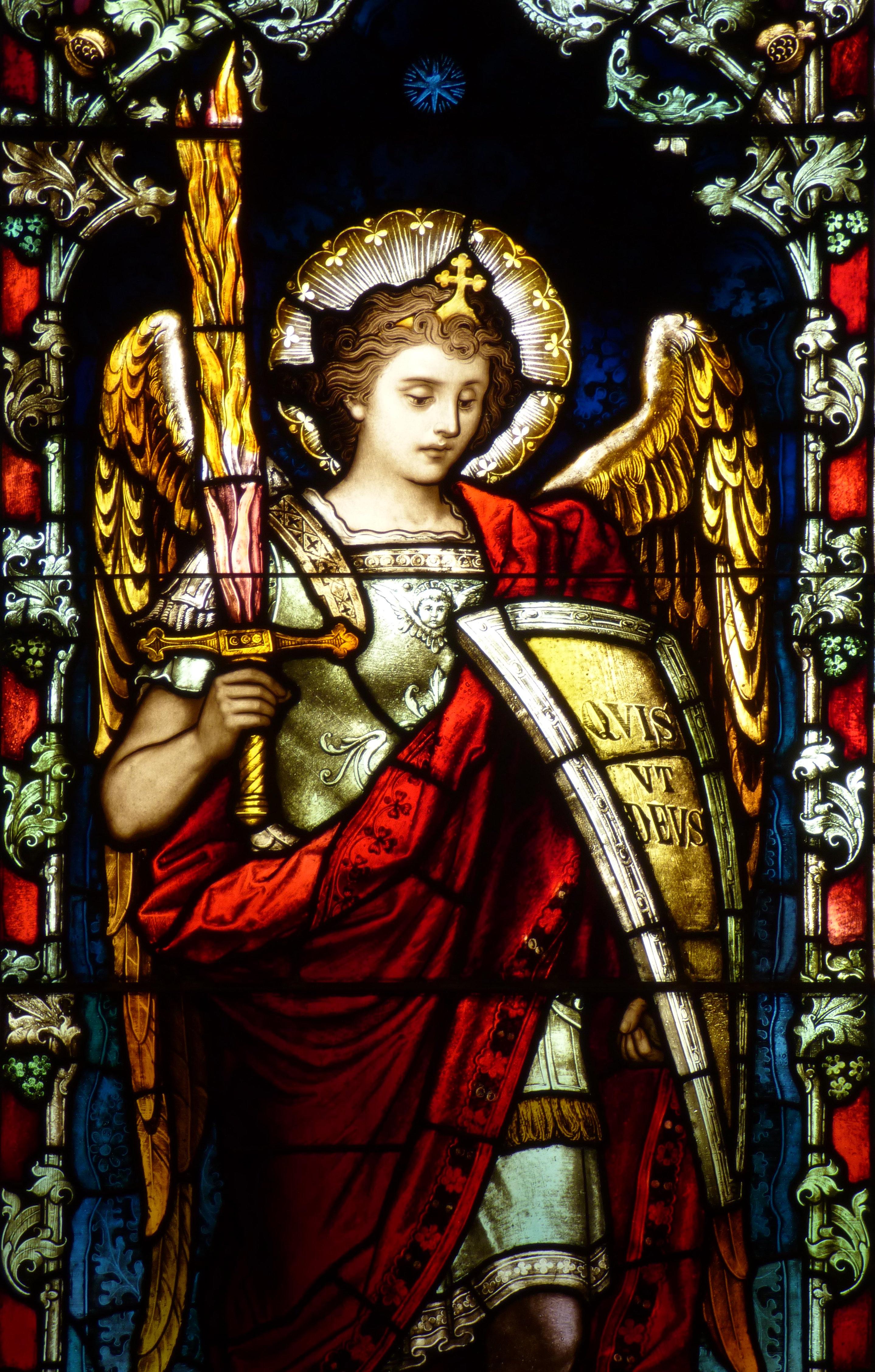 File St Stephen The Martyr Omaha Chapel Window 2