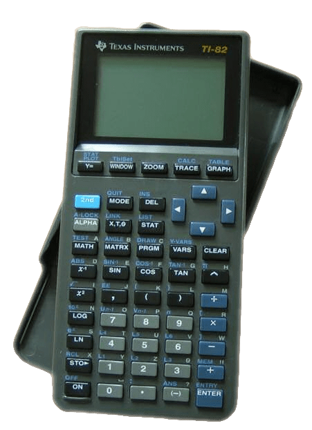 Ti 82 Advanced Mode D Emploi : advanced, emploi, TI-82, Wikipédia