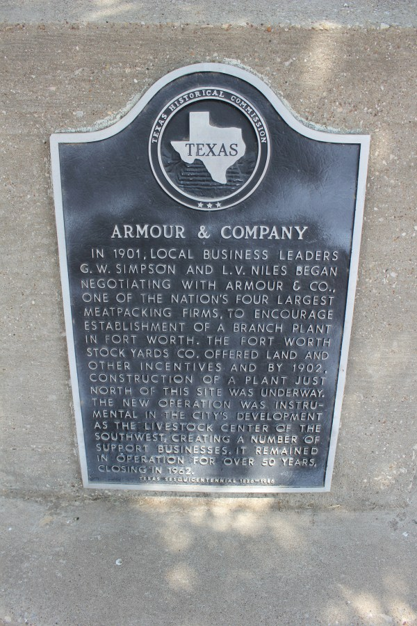 Armour and Company Fort Worth