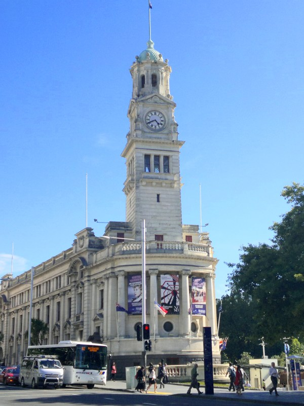 Auckland Town Hall Wikipedia