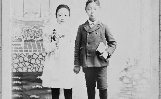 File Chun Jan Yut 14 Years Old With His Sister Chun
