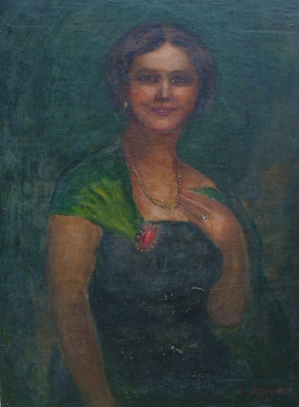 File Ferenc Joachim 1882-1964 Hungarian Magyar Artist