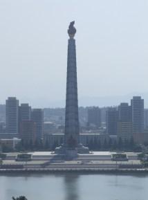Pyongyang Juche Tower
