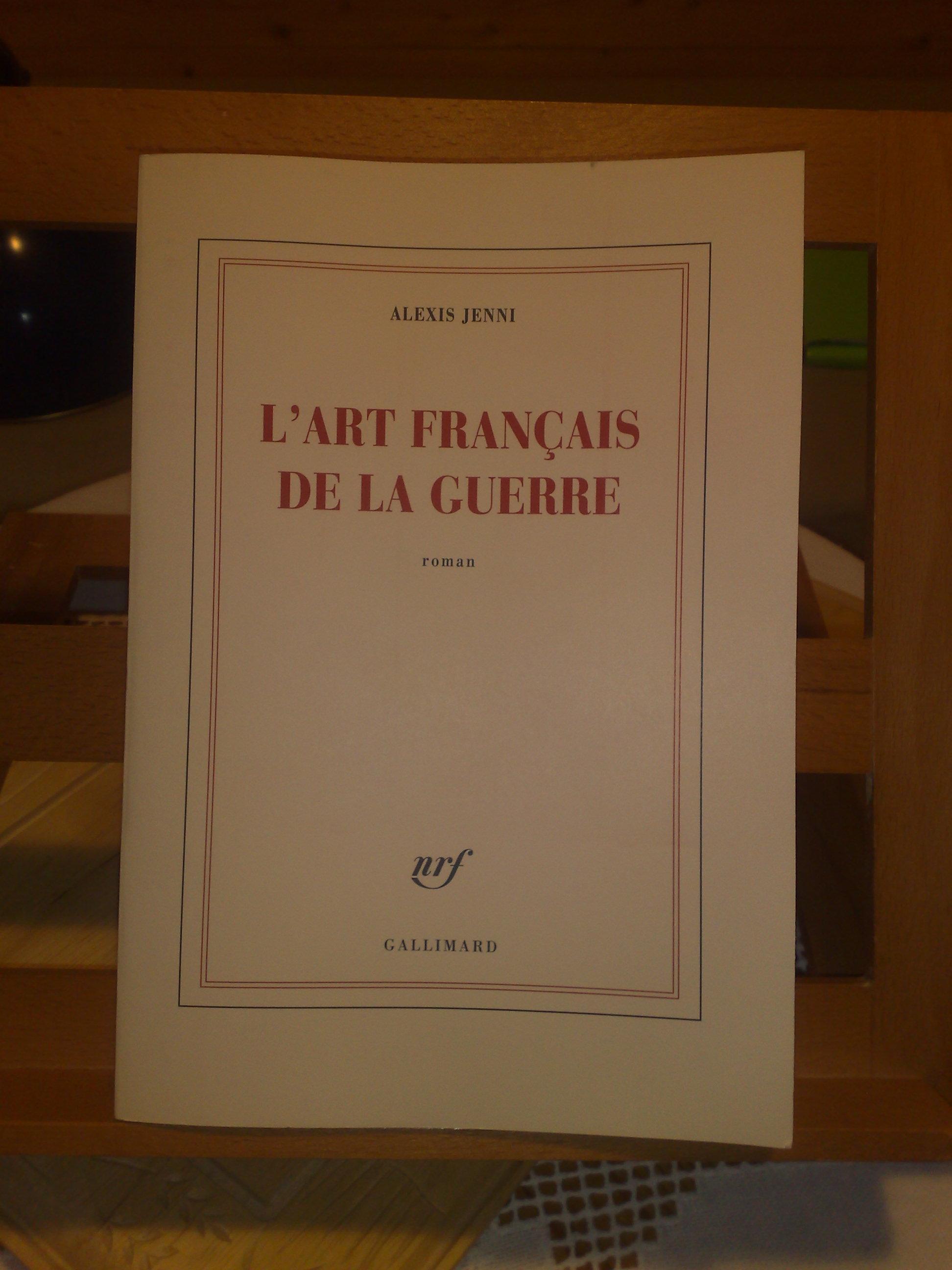 L Art Français De La Guerre : français, guerre, File:L'Art, Français, Guerre,, 2011-es,, Első, Kiadás.jpg, Wikimedia, Commons