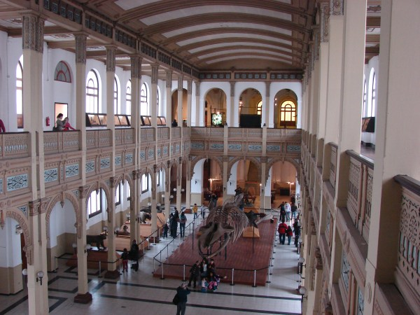 Chile Natural History Museum