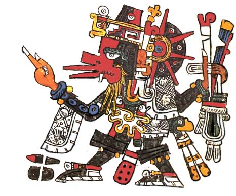2012: Quetzalcoatl and Satan