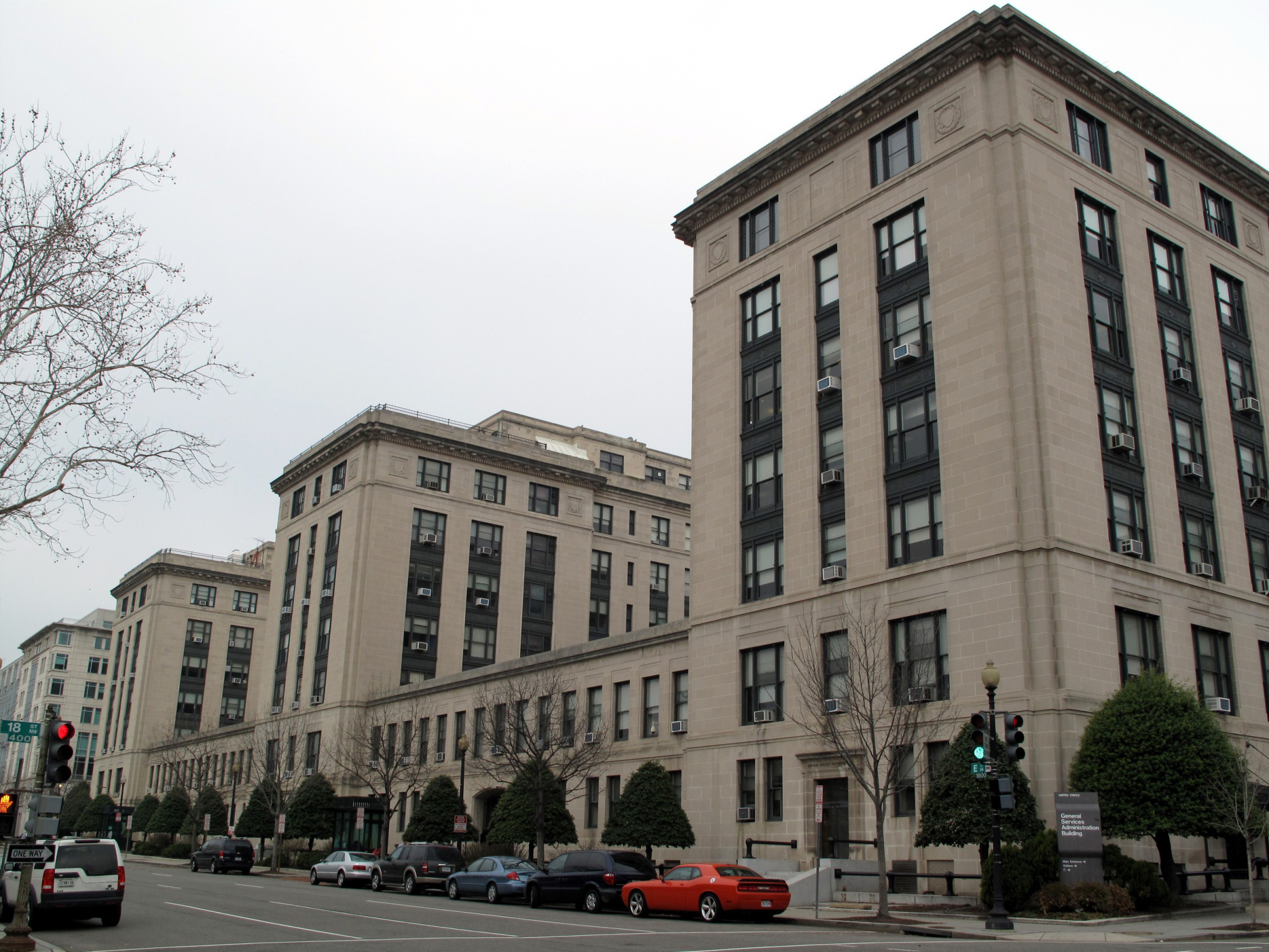 United States General Services Administration Building