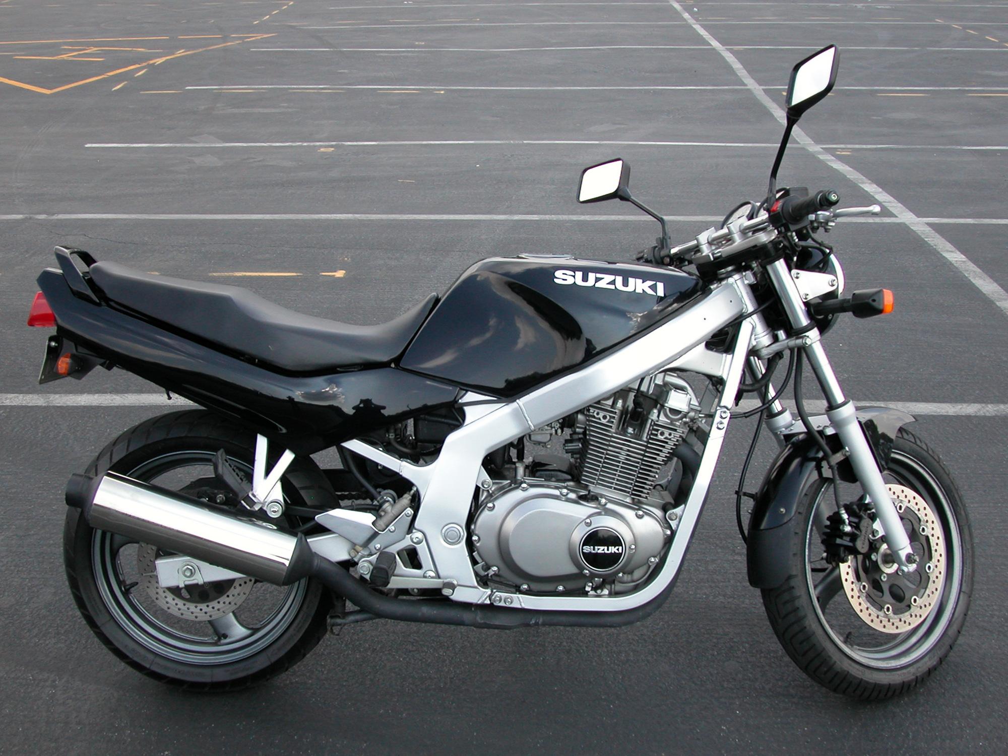 hight resolution of suzuki gs500