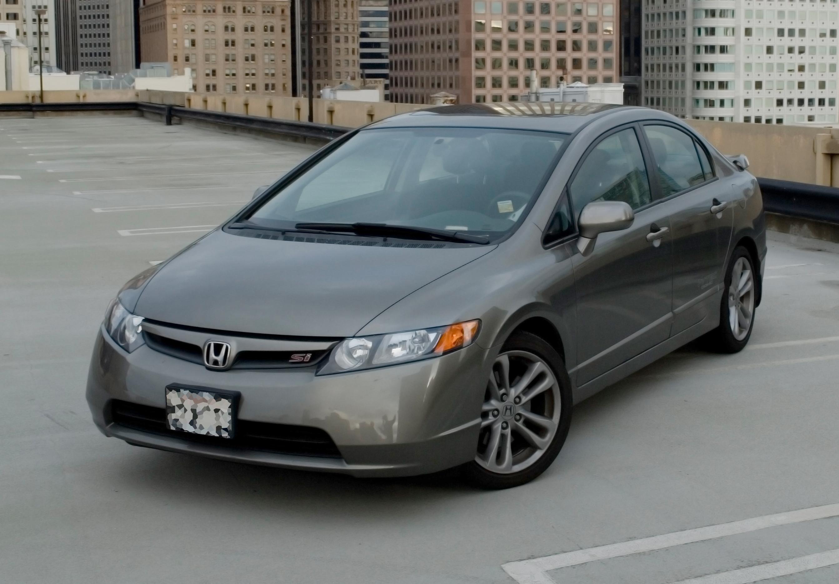 File2006 Honda Civic Sijpg  Wikipedia