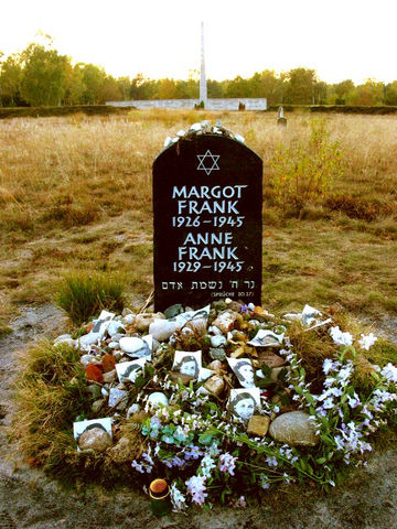 Photo by Arne Liste (Creative Commons 3.0 License) See https://i0.wp.com/upload.wikimedia.org/wikipedia/commons/3/36/Anne-frank-grab.jpg