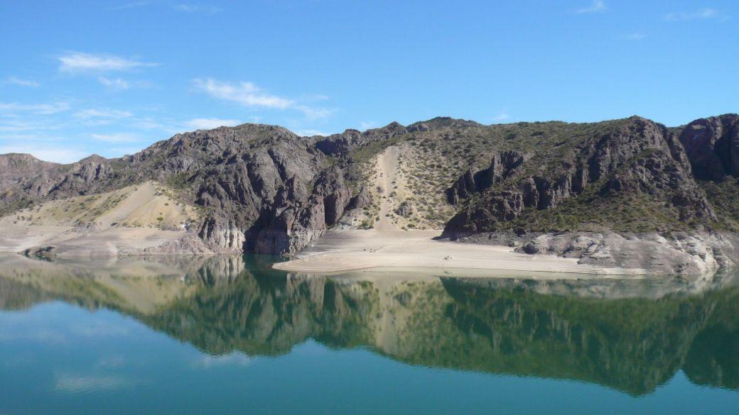 Cañon del Atuel e Represa do Valle Grande, San Rafael - Mendoza