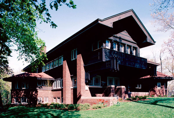 Harold C Bradley House  Wikipedia