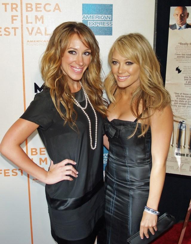 Filehaylie Duff And Hilary Duff Jpg