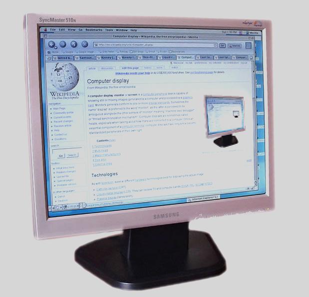 TFT LCD  Wikipedia la enciclopedia libre