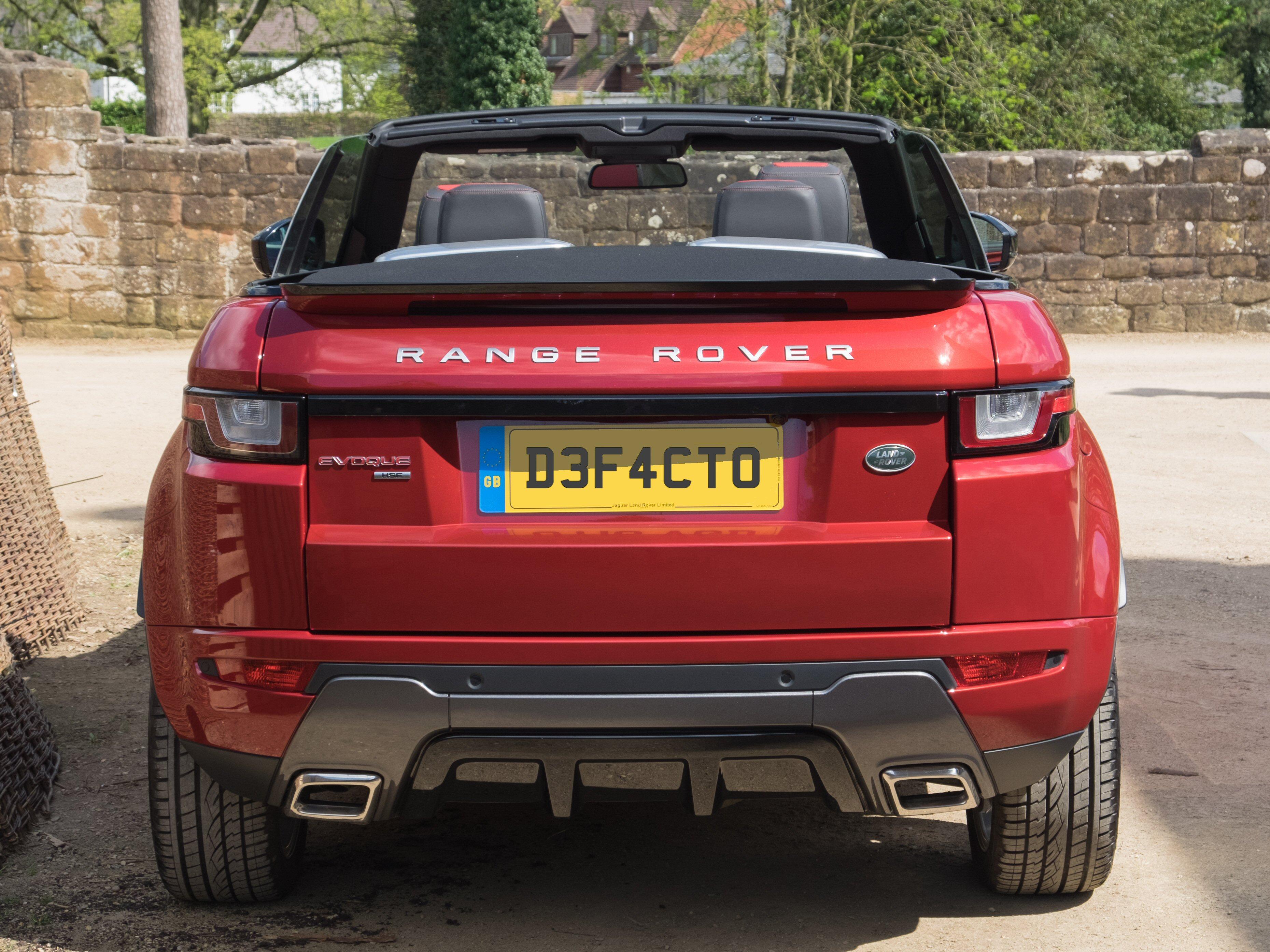 File Land Rover Range Rover Evoque Convertible 2016 rear