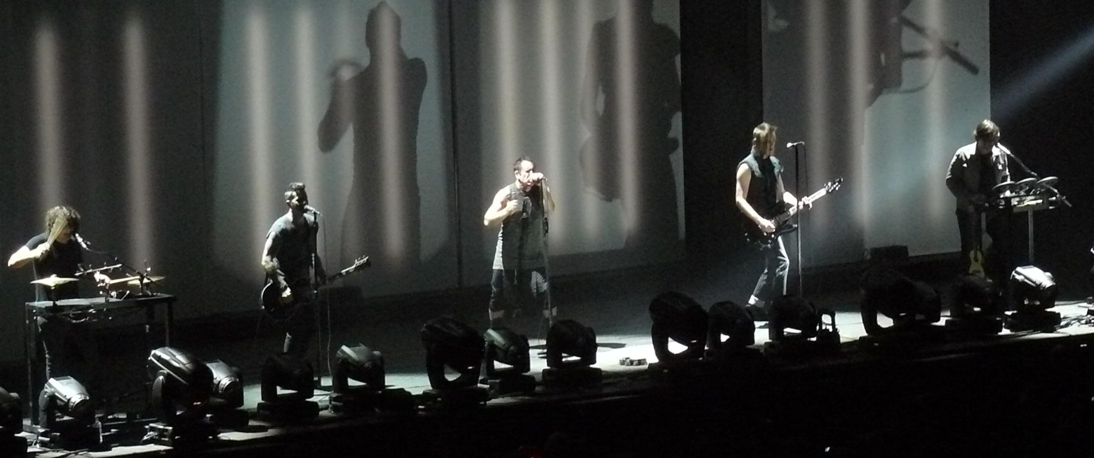 FileNine Inch Nails live at Mediolanum Forum Milan in