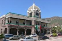 Palacio Municipal De Guaymas