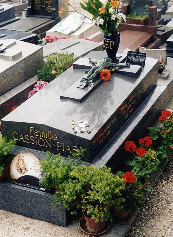 Piaf's Grave