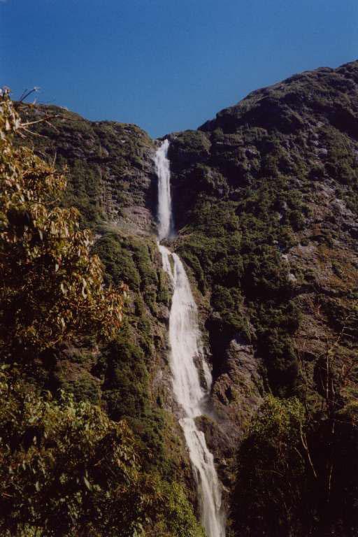 Sutherland Falls  Wikipedia