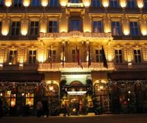 File Wien Hotel Sacher - Wikimedia Commons