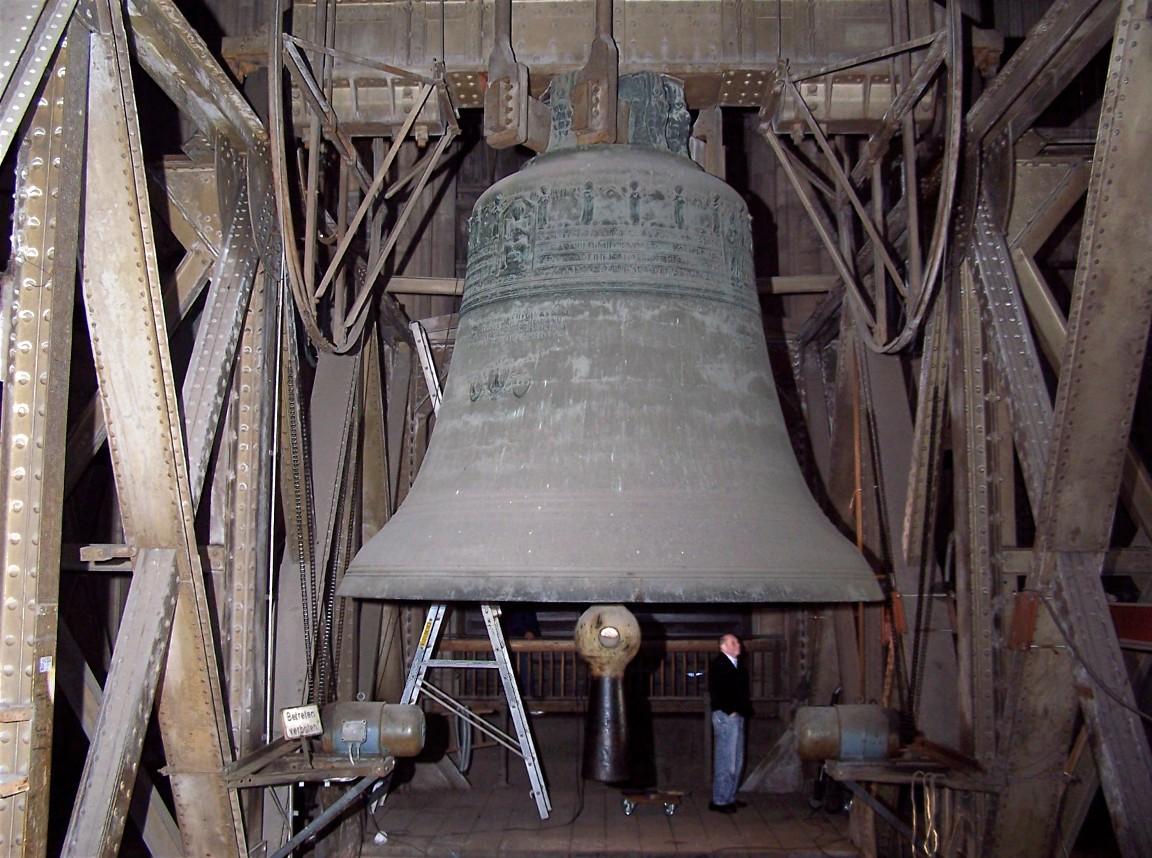 Die Größte Glocke Der Welt