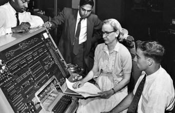 Grace Hopper and UNIVAC