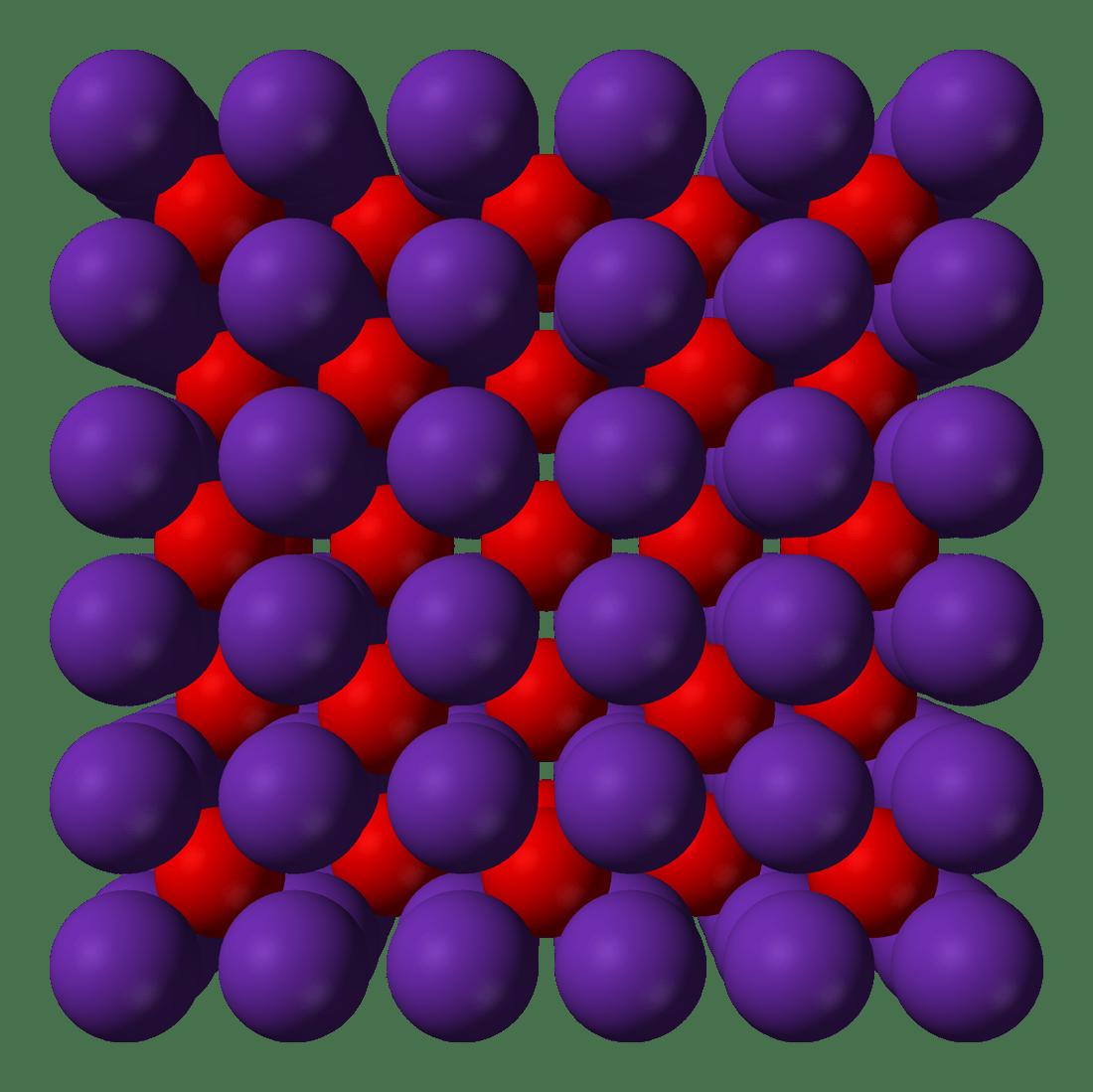 sodium oxide ionic bonding diagram vip722 dvr wiring rubidium wikipedia