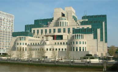 Image result for MI6