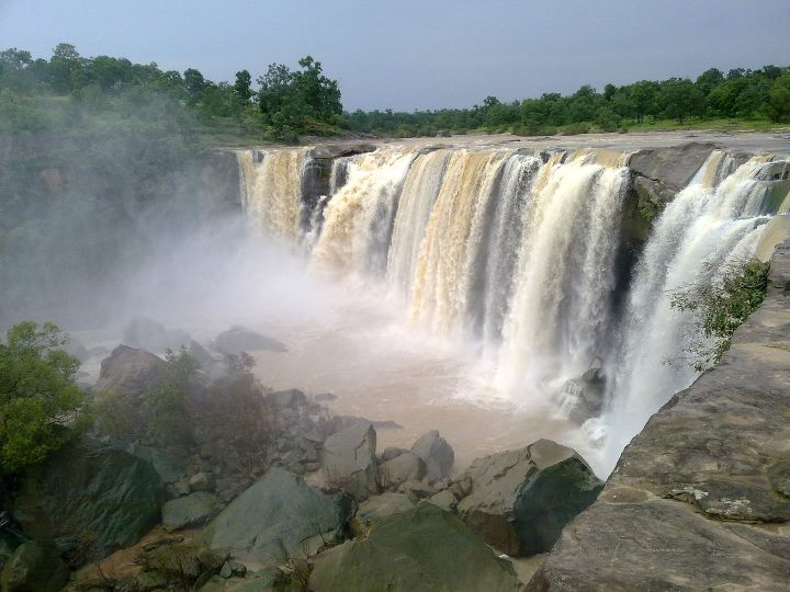 Free Fall Wallpaper Pics Amritdhara Falls Wikipedia