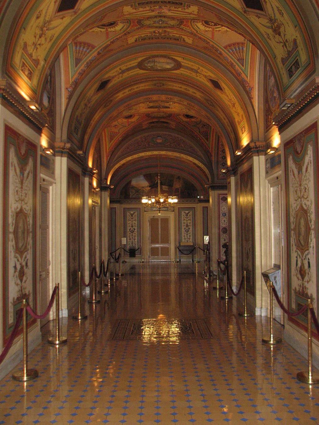 Brumidi Corridors  Wikipedia