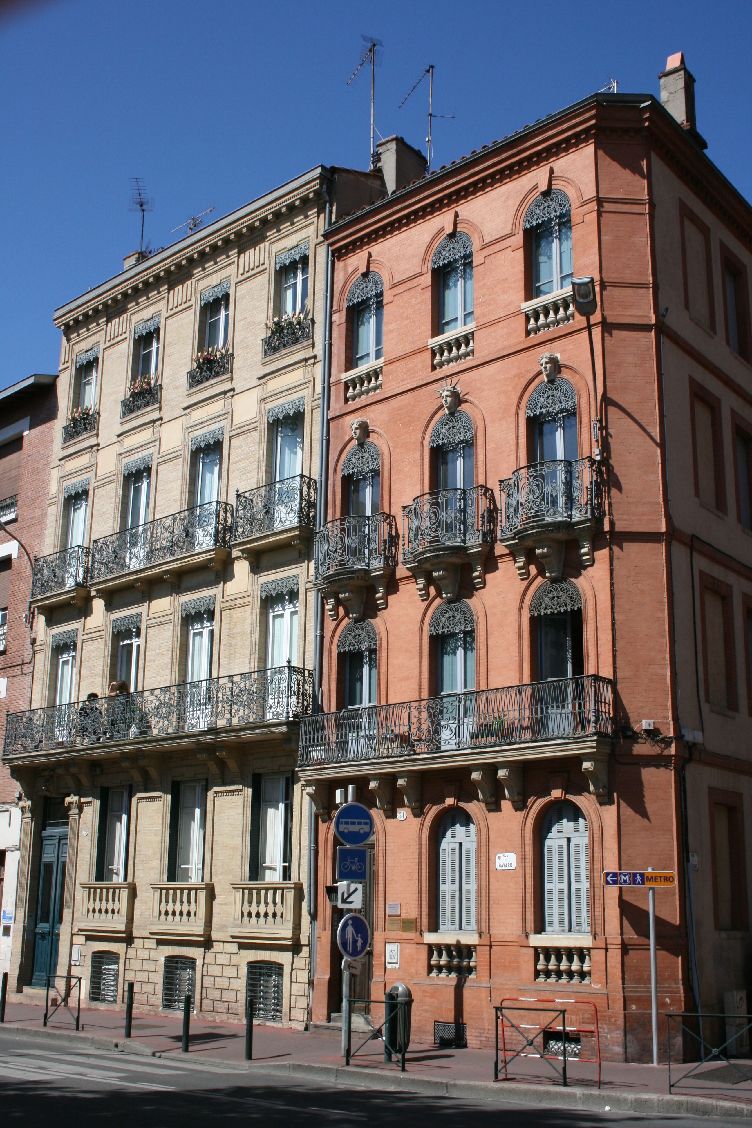 FileBuildings in Toulouse France 2jpg  Wikimedia Commons