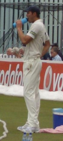 Chris Tremlett during Hampshire County Cricket...