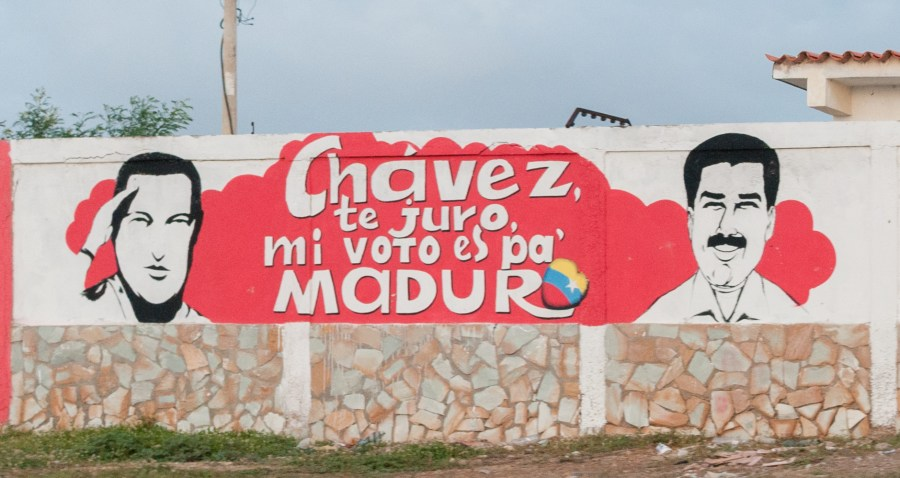 Chavez, Maduro, Maduro regime