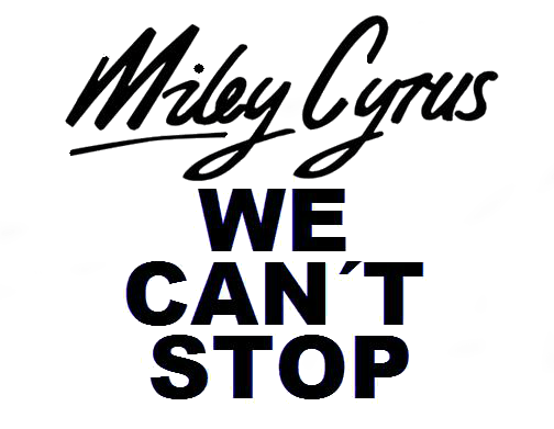File:Miley Cyrus We Can't Stop logo.png - Wikimedia Commons