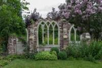 File:Old Manor House Garden ruin folly, Capel Manor ...
