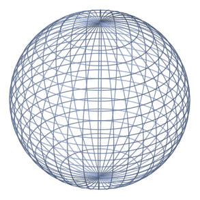 [Sphere wireframe image]