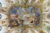 Picture of the Day: The Ceiling Fresco at Seitenstetten ...