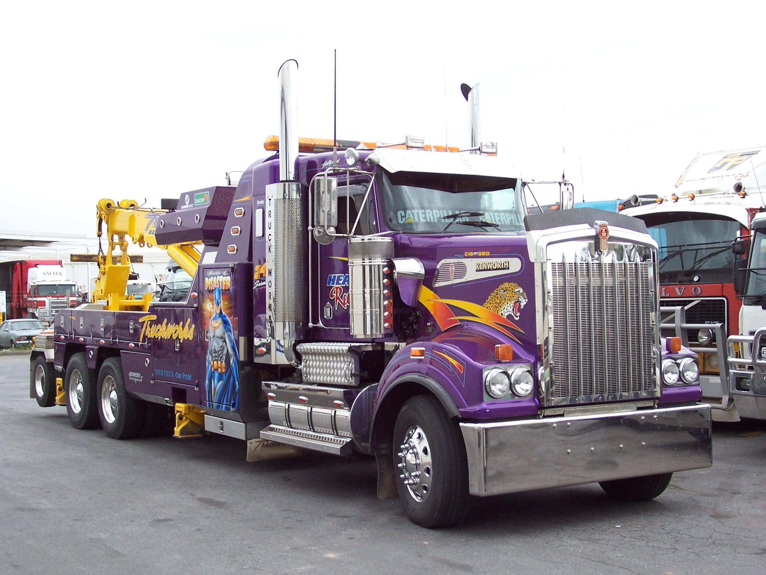Fileheavy Tow Truckjpg Wikipedia