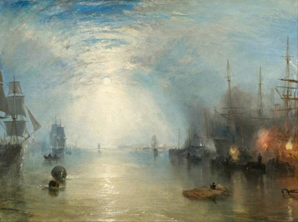 JMW Turner Paintings