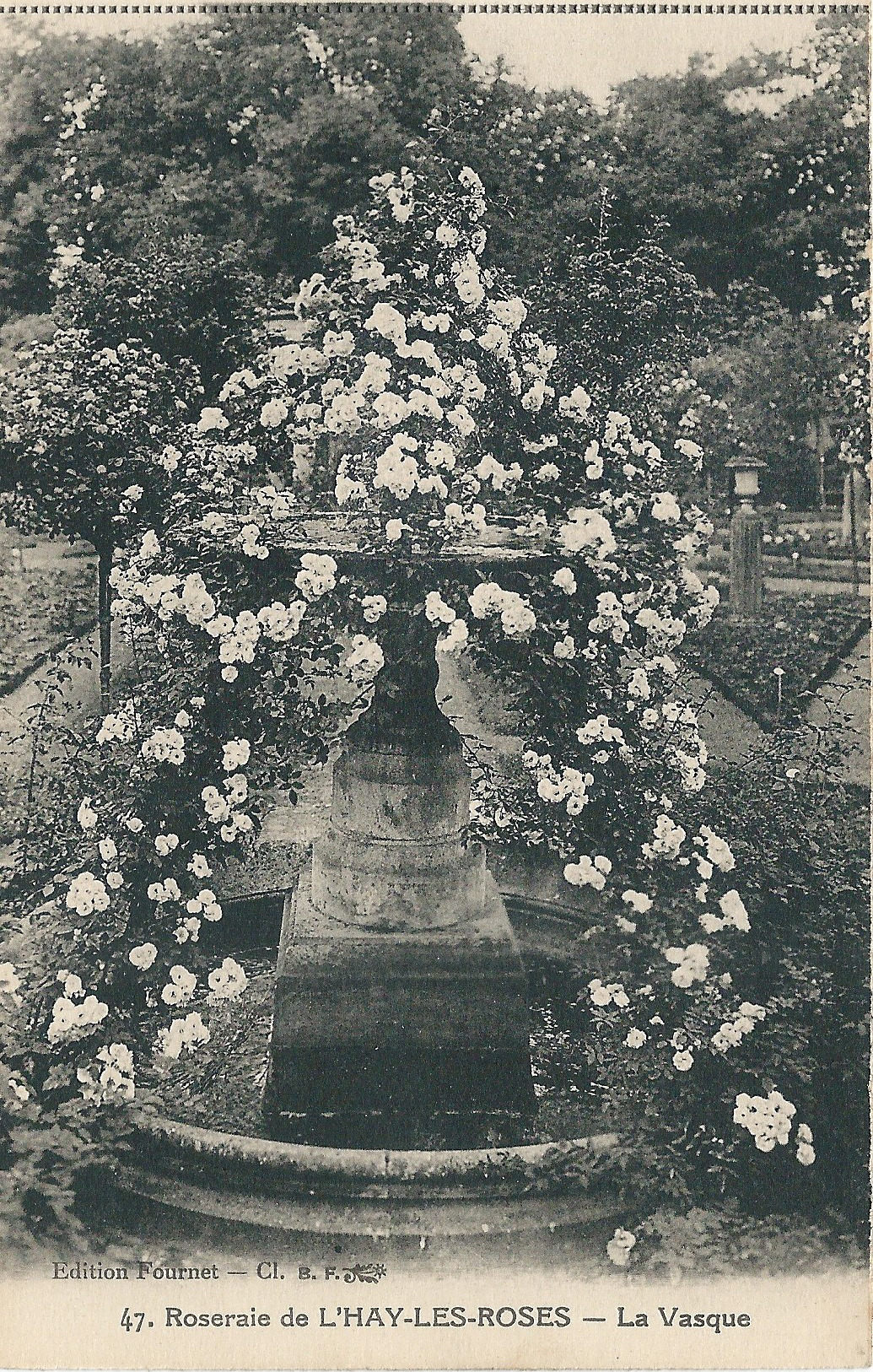 L Hay Les Roses Roseraie : roses, roseraie, File:L'Haÿ-les-Roses-FR-94-vers, 1925-La, Roseraie-11.jpg, Wikimedia, Commons