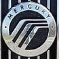 Colección de papercraft de coches Mercury.