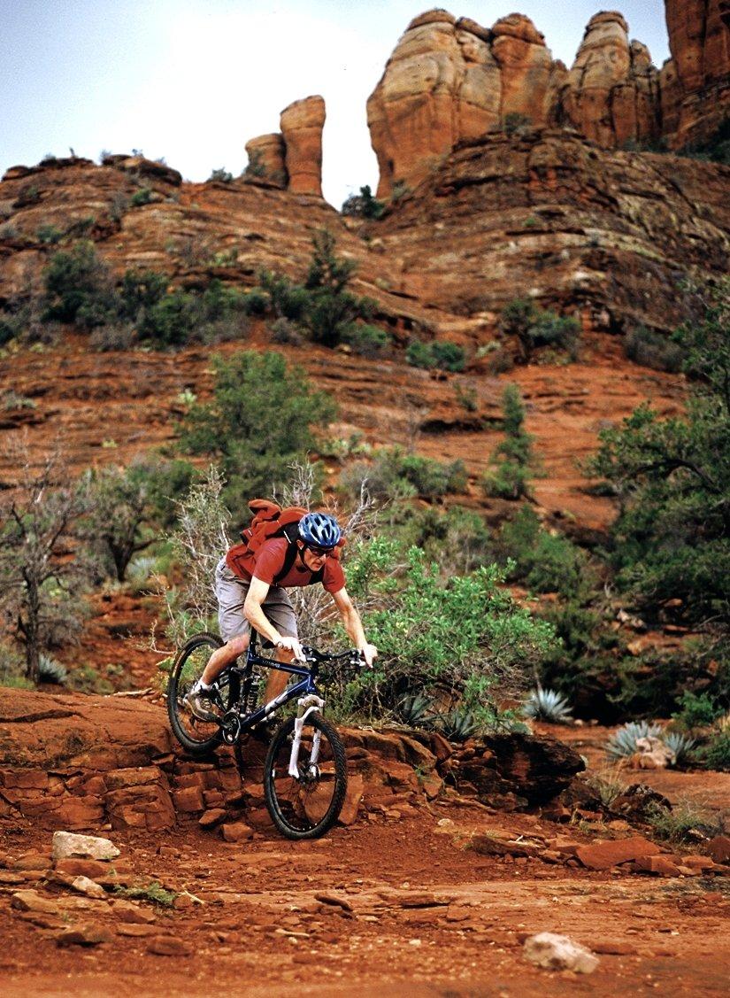 mountain biking wikipedia