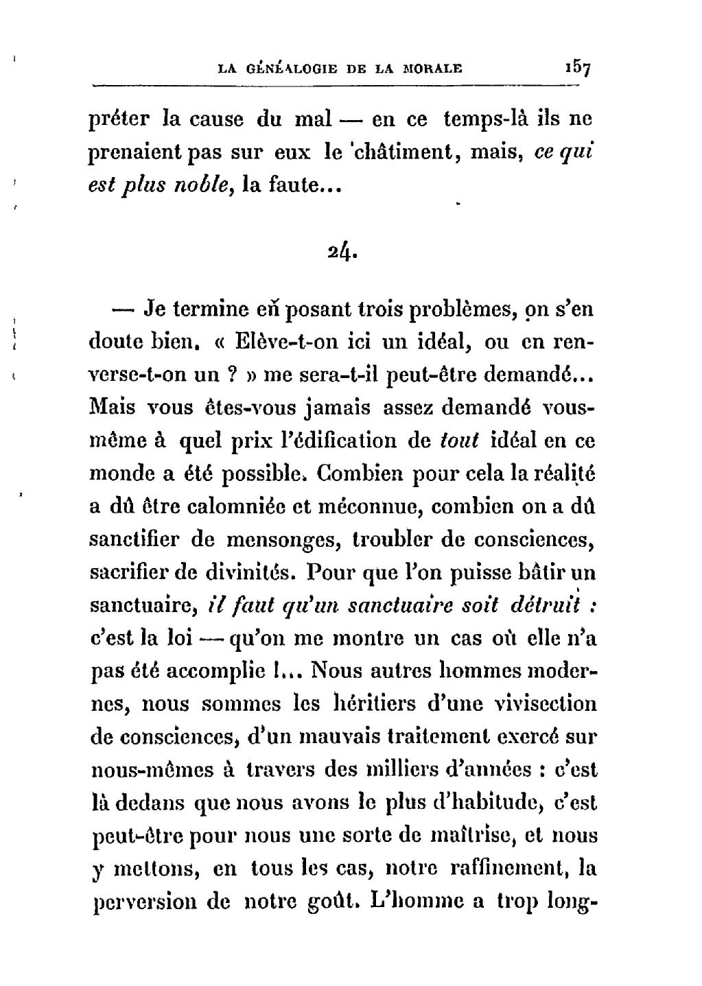 Nietzsche Généalogie De La Morale : nietzsche, généalogie, morale, File:Nietzsche, Généalogie, Morale,, 157.png, Wikimedia, Commons