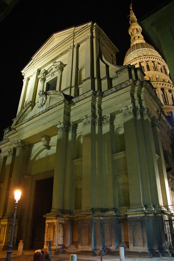 Basilica di San Gaudenzio  Wikipedia