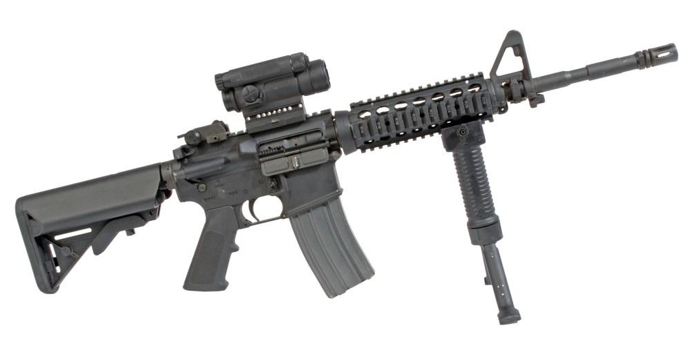 medium resolution of m4 carbine